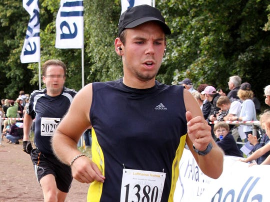 The co-pilot of Germanwings Flight 9525 Andreas Lubitz