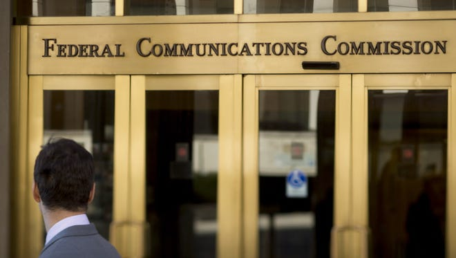 Federal Communications Commission in Washington.