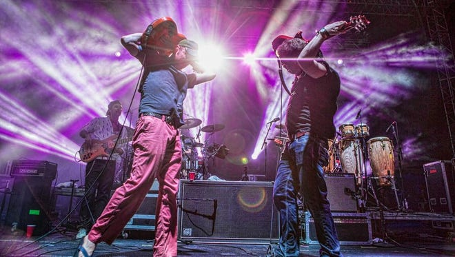 Umphrey's McGee plays back-to-back arena shows at Asheville's U.S. Cellular Center on Feb. 19-20.