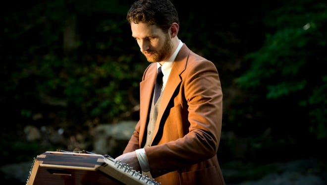 "Hammered dulcimer player Joshua Messick will perform ""Silent Night,"" ""Carol of the Bells,"" ""Jesu, Joy of Man's Desiring,"" ""Patapan,"" ""O Holy Night,"" ""The Wexford Carol"" and other Christmas songs on Nov. 28."