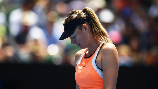 Maria Sharapova revealed that she failed a drug test at the Australian Open at the beginning of March.