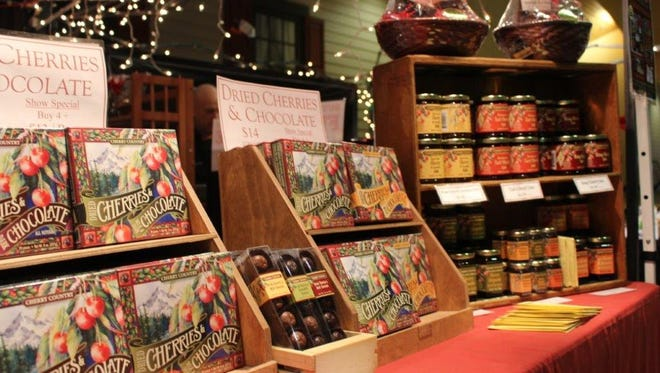 Hazelnut Festival includes a German Holiday Market featuring regional arts and crafts, authentic & traditional German Christmas Decorations and Crafts.