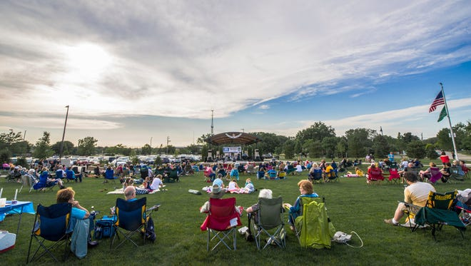 """Stetsin & Lace is performing at""""Beats, Brews 'n a Taste of Country""""at Konkel Park Aug. 17."""