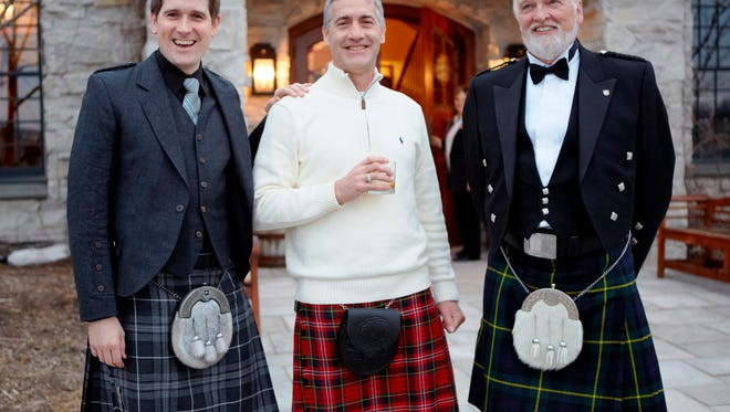 Destination Kohler puts Scotland on a pedestal at Taste of Scotland – a day dedicated to the birthplace of golf, whiskey and sticky toffee pudding – Saturday, April 8.