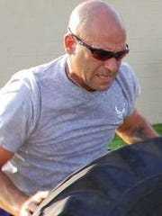 Robert Orsi is shown in a 2009 photo taken at Maxwell Air Force Base.