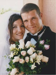Jana and Randy Leeds have been married for 20 years.