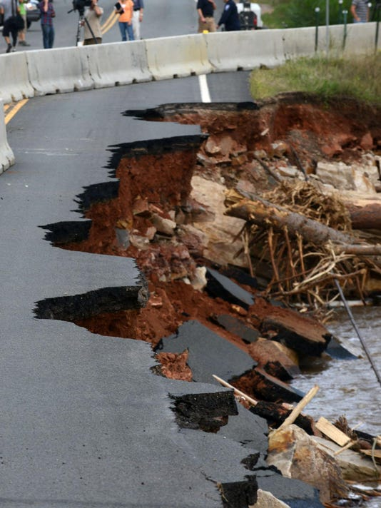 Post-flood fix for U S  34 to be complete by 2018