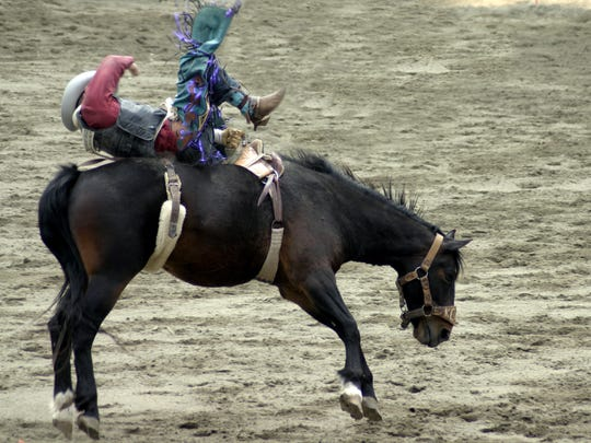 The Rutherford County School Resource Officer's Lone Star Rodeo returns this weekend.