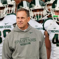 MSU head coach Mark Dantonio is up first at 1 p.m. today in Chicago. Although the Spartans are coming off a second straight top-5 finish, few predict they will unseat defending national champ OSU in the Big Ten East.