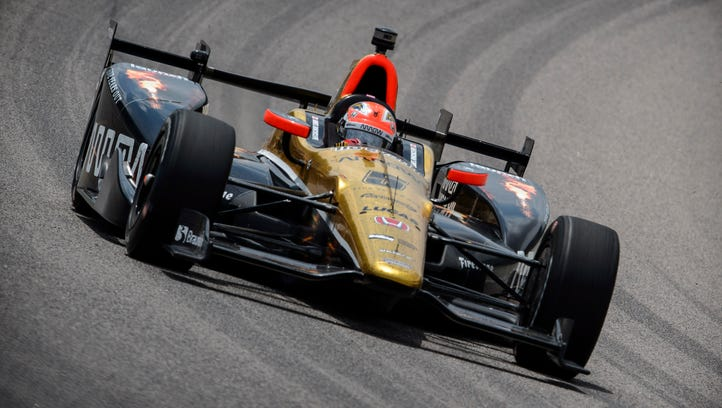 3rd try in Texas will be 'really different' for IndyCar race