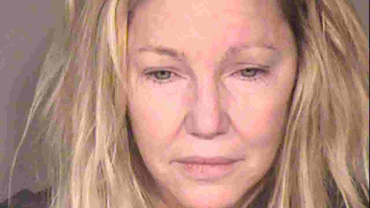 Heather Locklear arrested, charged with attacking first