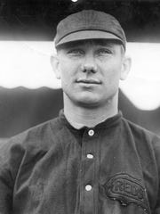 One of the Reds stars who opened the 1913 season a month before the Covington Blue  Sox was leaoff man Bob Bescher. The Reds were in New York playing the Giants when the Blue Sox played their home opener on May 9, 1913 in front of an exuberant sellout  crowd. But the Blue Sox lasted only six weeks in the newly formed Federal League, finishing 20-21, before moving to Kansas City because of sparse attendance on weekdays.