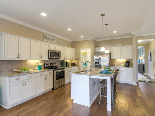 Homes in Summerlin in White House have energy-efficient