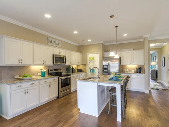 Homes in Summerlin in White House have energy-efficient construction and range from 1,753 to 2,450 square feet.