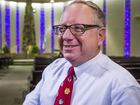 Rabbi Arthur Lavinsky of Beth El Congregation in Phoenix
