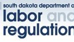 South Dakota Department of Labor and Regulation logo
