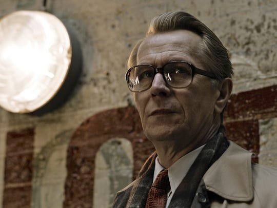 Gary Oldman plays a British intelligence officer in