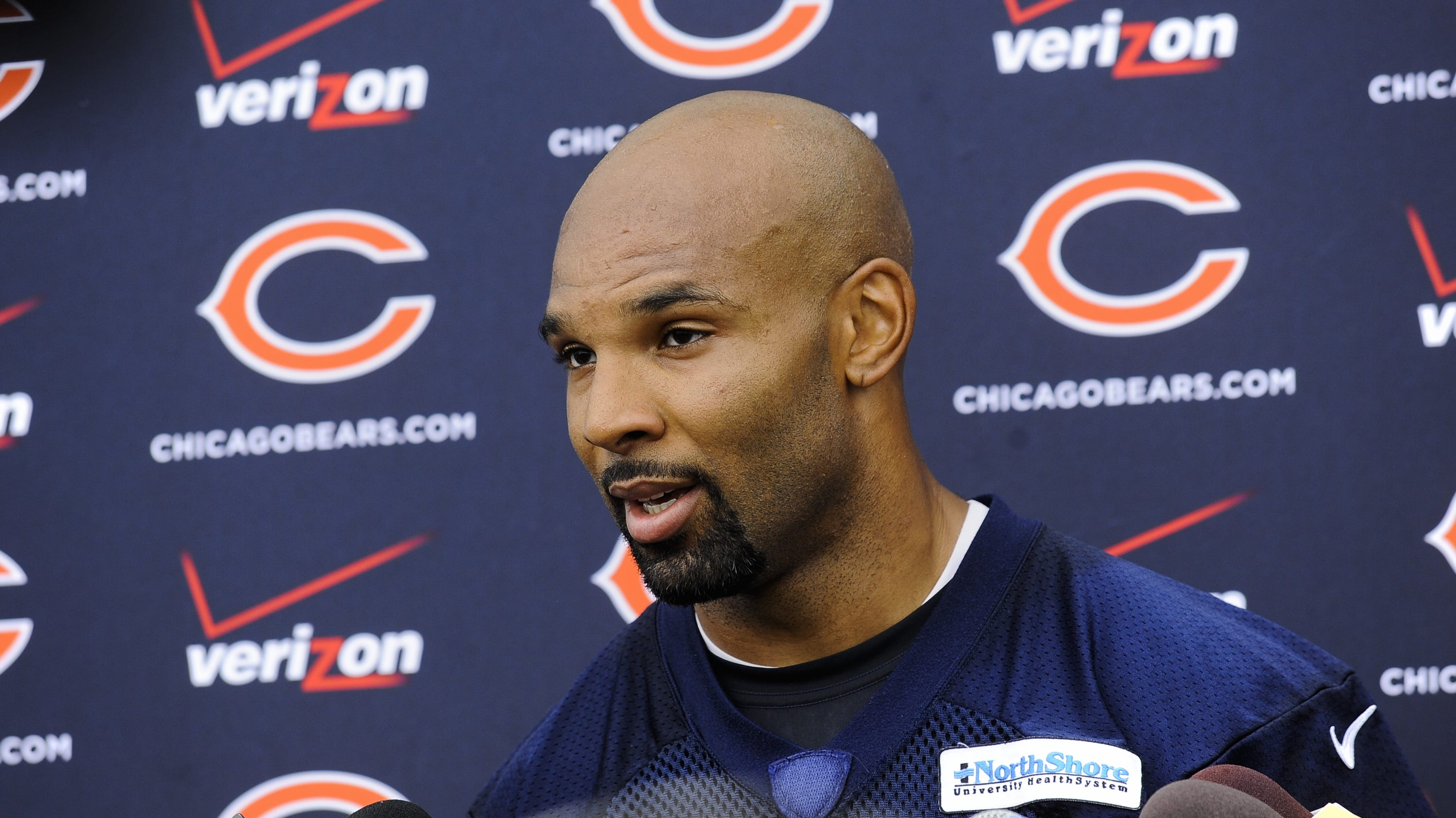 Bears RB Matt Forte says he won't hold out for extension