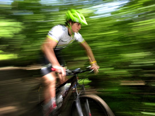 Franklin will start construction on a mountain bike trail system in the Cools Spring area this spring.