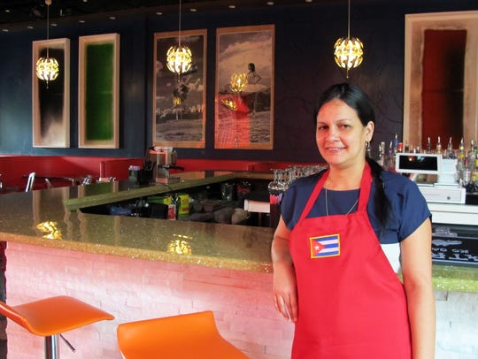 Laura Rodriguez is co-owner of Salsa Cuban Restaurant
