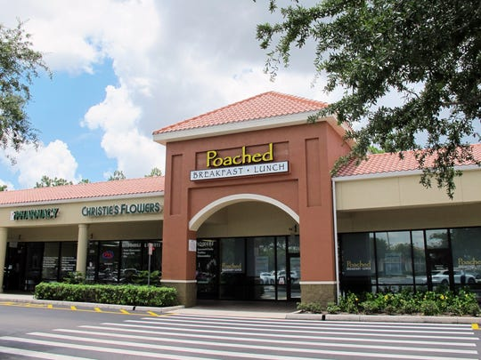 Poached opened another Naples-area location Sept. 1 in Pebblebrooke Center, the shopping center on Collier Boulevard just south of Immokalee Road.