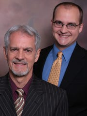 Walt, left, and Alex Breitinger of Paragon Investments