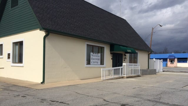 Wautaga Recovery Center, an opiate addiction treatment office, has opened in the former Fletcher Town Hall building.