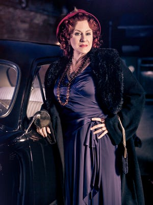 "Studio Tenn presents ""Gypsy"" through Oct. 4, starring Nan Gurley as Mama Rose."