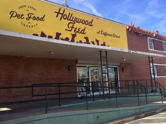 Hollywood Feed on Broad is to move later this year about 150 yards around the corner to a new building at 434 Collins.