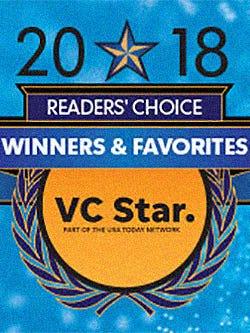 Readers' Choice 2018 logo