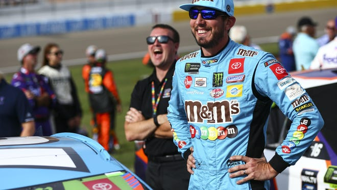 Kyle Busch stirred up some emotions following Sunday's race.