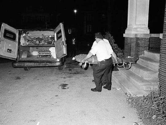 Detroit 67: Police raid ignites 5 days of rioting