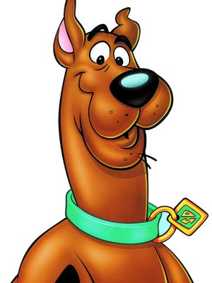 Scooby Doo is one of the classic cartoon characters you'll find at The Lab's new cartoon Saturdays.