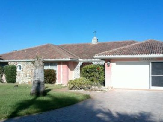 This home at 11939 Island Ave. in Northwest Cape Coral recently sold for $700,000.