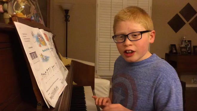 Ben Schneider, an 11-year-old with autism from the Dallas area, got to meet his favorite musician, Ben Folds.