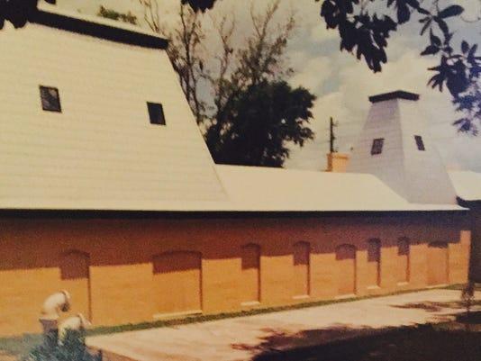 Tallahassee Waterworks building
