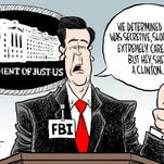 FBI and Clinton: Careless does not mean negligent