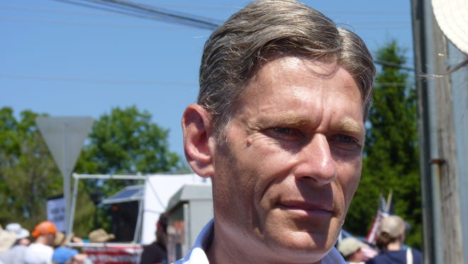 Tom Malinowski, Democratic candidate for Congressional District 7.