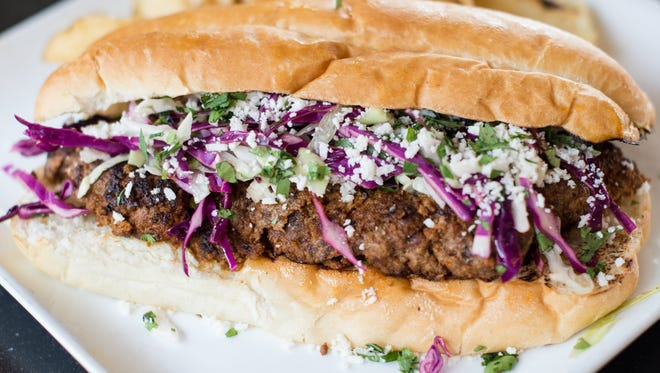 Can you try 31 burgers is 31 days? Liberty Market in Gilbert is offering a month-long promotion that can win you big bucks.