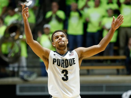 LAF Purdue men s basketball Ohio State
