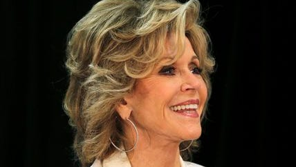 Academy Award-winning actress and fitness icon Jane Fonda'?s northern New Mexico ranch is up for sale. The Swan Land Company of Bozeman, Mont., announced Friday, June 13, 2014, that Fonda is selling her Forked Lightning Ranch just north of Santa Fe for $19.5 million.