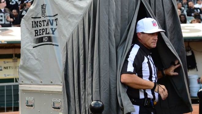 NFL referees might not get the final say when it comes to decisions on instant replay if the league's competition committee changes the process.