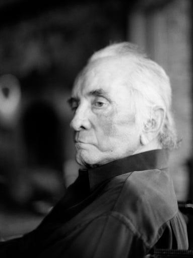 John R. Cash, Last Portrait, September 8, 2003.