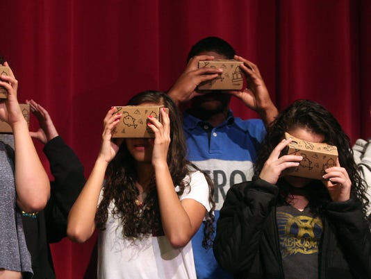 Google takes Morristown students on virtual field trips
