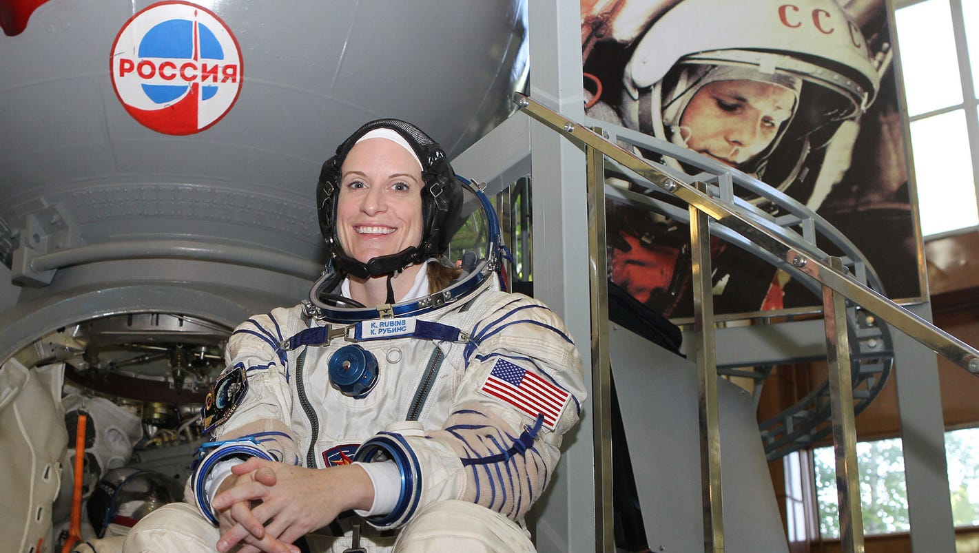 New space station crew set to launch from kazakhstan for Space station usa