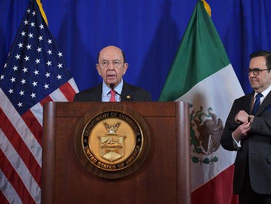 US-MEXICO-DIPLOMACY-ROSS-VALLARREAL