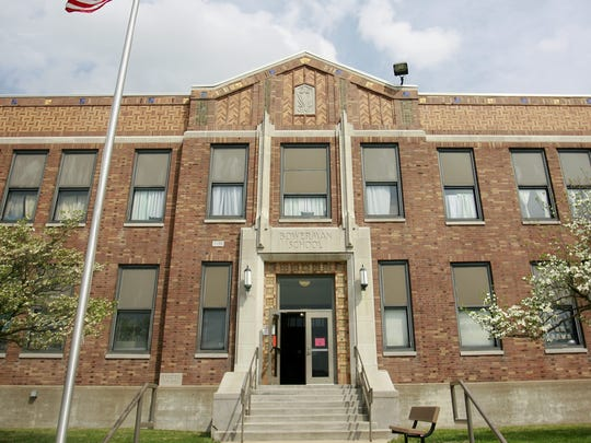 Bowerman Elementary is one of the schools slated to close under the facility master plan.