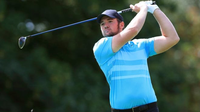 Ridge Community grad Sam Horsfield won his first professional tournament on Aug. 2, at the Hero Open in Birmingham, England. His first win as a professional came one week after a top 10 finish at the British Masters. [MIKE EGERTON/THE ASSOCIATED PRESS]