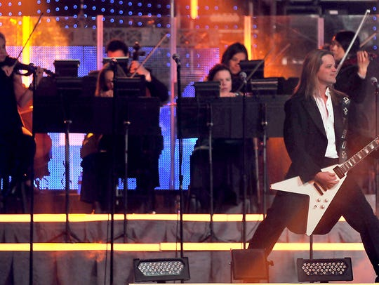 The Trans-Siberian Orchestra will perform at the Wells