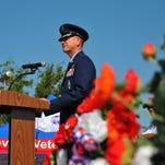 Photos: Memorial Day ceremony at Veterans Memorial Center